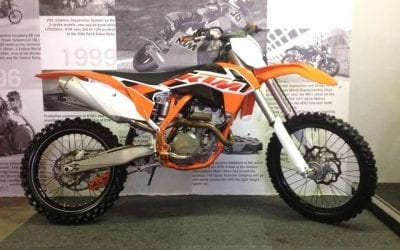 KTM 250 SX-F | 2015 | Pre-Owned | R52999