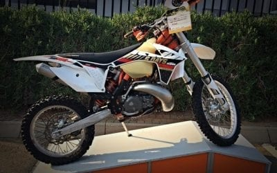 KTM 300 Six Days | 2013 | Pre-Owned | R59995