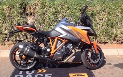 KTM 1290 Super Duke GT | 2016 | Pre-Owned | R175 000