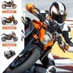 KTM Duke Range - Pure, Raw and Proudly Excessive