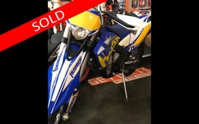 Husaberg 570   2011   Pre-Owned   R49500   SOLD