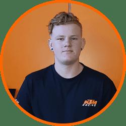 Raceworx KTM - Garrick Horsfield