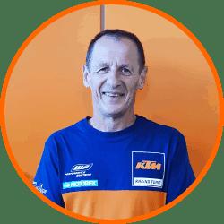 Raceworx KTM - Keith Bell