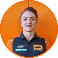 Raceworx KTM - Blair Rushworth